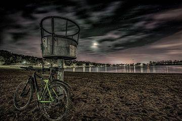 In der Nacht am see von n.Thi Photographie