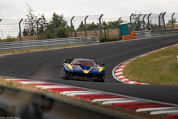 Ferrari FXXK Evo #81 van Bart van der Heijden
