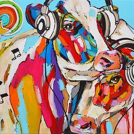 Music in the air van Corrie Leushuis
