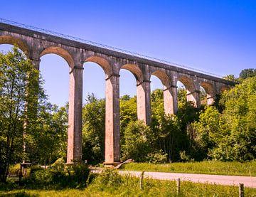 Aquaduct van Montreuillon van Rijk van de Sandt