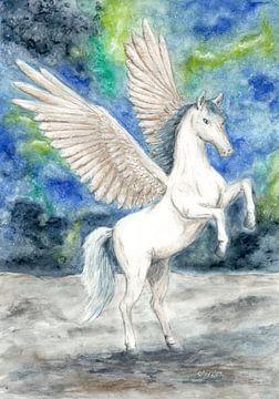 Pegasus van Sandra Steinke