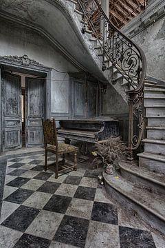 Altes Klavier von IDM Photography