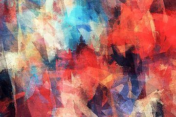 Abstrakte Malerei 03 von Adriano Oliveira