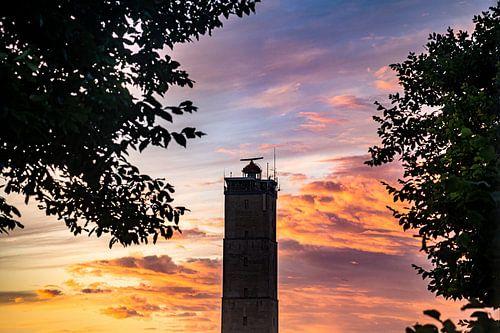 Sunset Lighthouse Brandaris