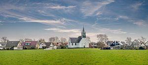 Oudeschild Zeemanskerk Texel von