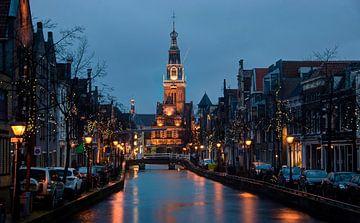 Alkmaar - Luttik Oudorp - Waag sur Maarten de Waard