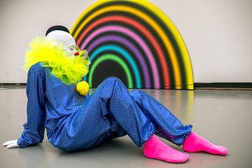Clown van Jellie van Althuis