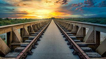 Die Brücke von Brabant von John van den Heuvel