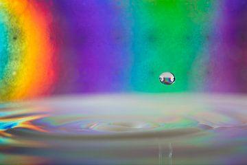 gevangen kleuren barsten uit von Tamara van Kilsdonk