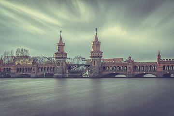 Oberbaumbrücke van Heiko Lehmann