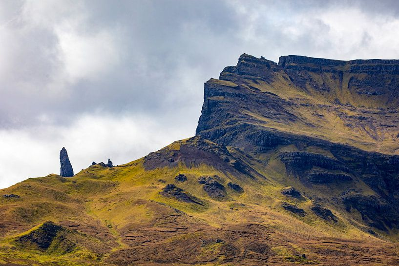 The Storr - Isle of Skye Schotland van Remco Bosshard