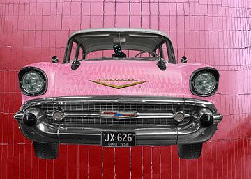 Chevrolet Bel Air 1957 van aRi F. Huber