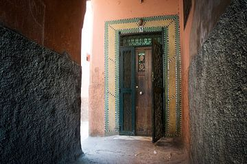 Medina Marrakech sur Keesnan Dogger Fotografie