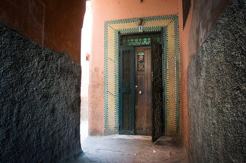 Medina Marrakech van Keesnan Dogger Fotografie