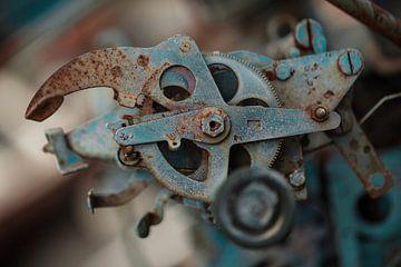 Mechanisch onderdeel von Bart Van Wijck