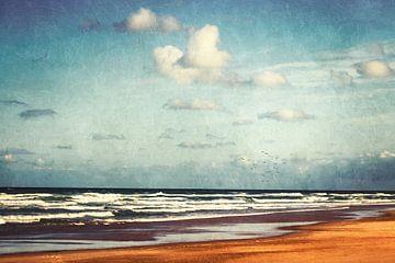 Strand - Fotoschilderen van Dirk Wüstenhagen
