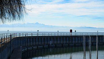 Bodensee - Friedrichshafen von aRi F. Huber