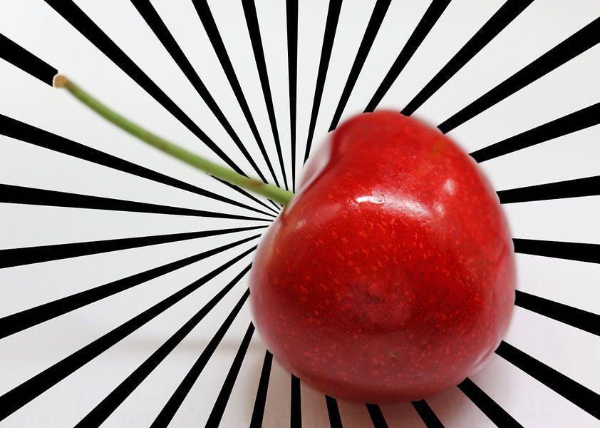 Rote Kirsche van Rosi Lorz