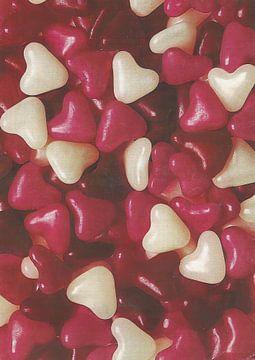 Gummiherzen von David Potter