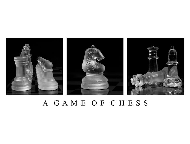 A Game of Chess van The All Seeing Eye