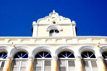 Haus in Willemstad Curacao von Carolina Vergoossen