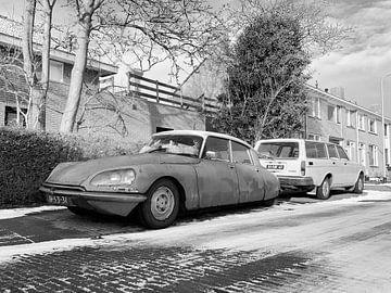 oldtimer auto's von Eric Janse