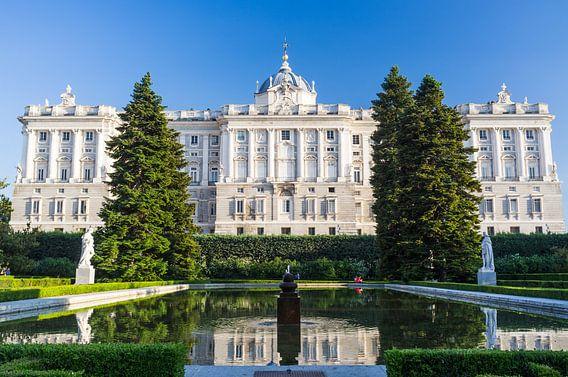 """""""Palacio Real"""" (Madrid) van Eddo Kloosterman"""