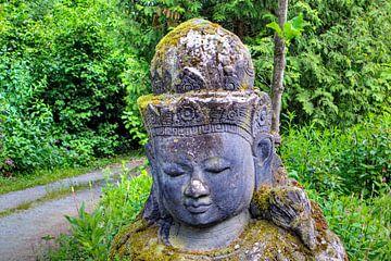 Buddha-Statue im Nepal Himalaya Pavillon Wiesent bei Regensburg von Roith Fotografie