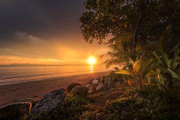 Droom zonsondergang van Markus Stauffer