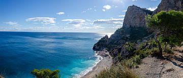 Prachtig Spaans Strand van Bastiaan Buurman