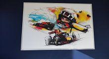 Kundenfoto: Max Verstappen - Spa Francorchamps von Martin Melis, auf nahtlose tapete