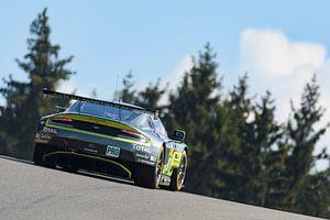 Aston Martin Racing  Aston Martin Vantage V8 race wagen