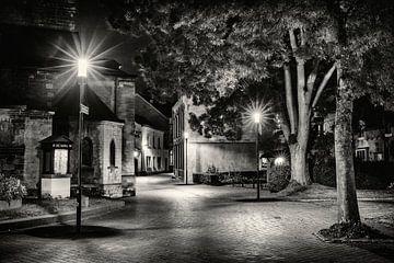 Valkenburg @ Nacht von Rob Boon