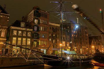 Winterwelvaart Groningen von Wil de Boer