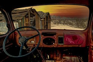 Desert morning von Christian Konschewski