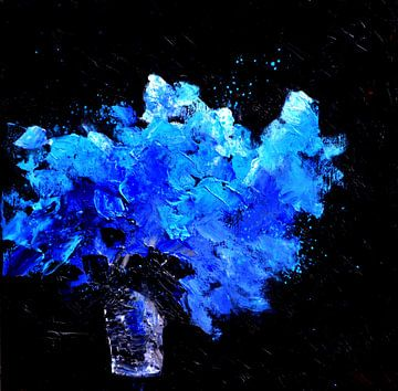 Blue still life 44 sur pol ledent