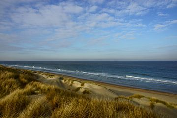Zee en Duinen van Michel van Kooten