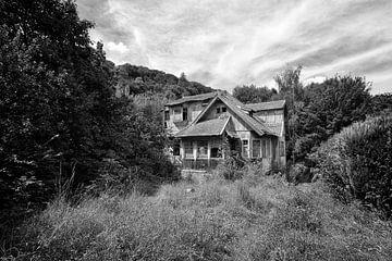 Urbex: Villa Gackerndes Fell von Carola Schellekens