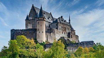 Das Schloss Vianden von Kok and Kok