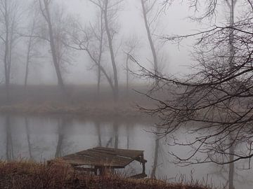 Nebel 01 von Ilona Picha-Höberth