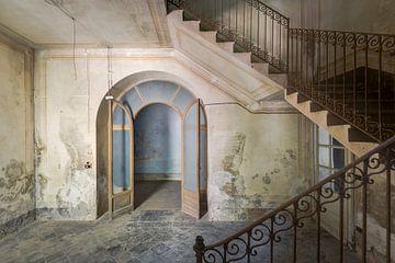 Eingang mit Treppenhaus von Perry Wiertz