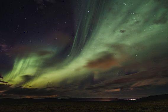 Aurora Borealis van Jeroen Linnenkamp