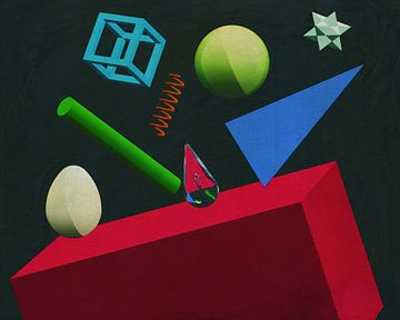 Constructivisme schilderij nummer 22