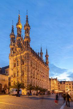 Stadhuis Leuven van André Russcher