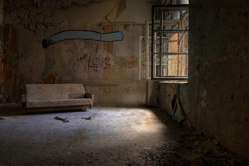 De wachtkamer van Arthur van Orden