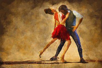 Il faut être deux pour danser le tango