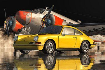 Porsche 911 der ultimative Sportwagen von Jan Keteleer