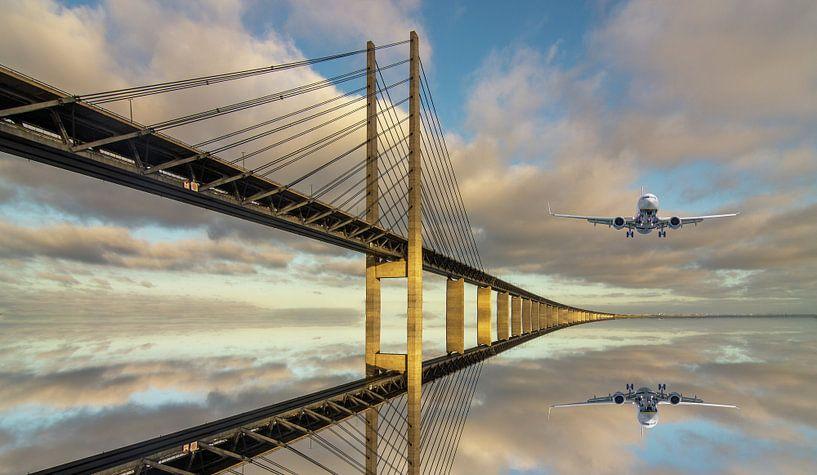 Un pont sur la mer sur Robert Stienstra
