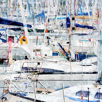 Jachthaven van Andreas Wemmje