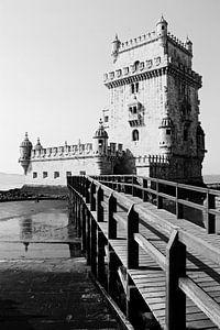 PORTUGAL ... Lisbon - Torre de Belém van